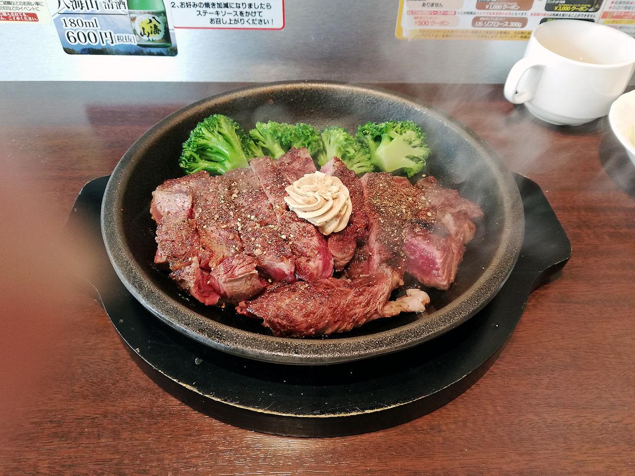 いきなりステーキ アイキャッチ