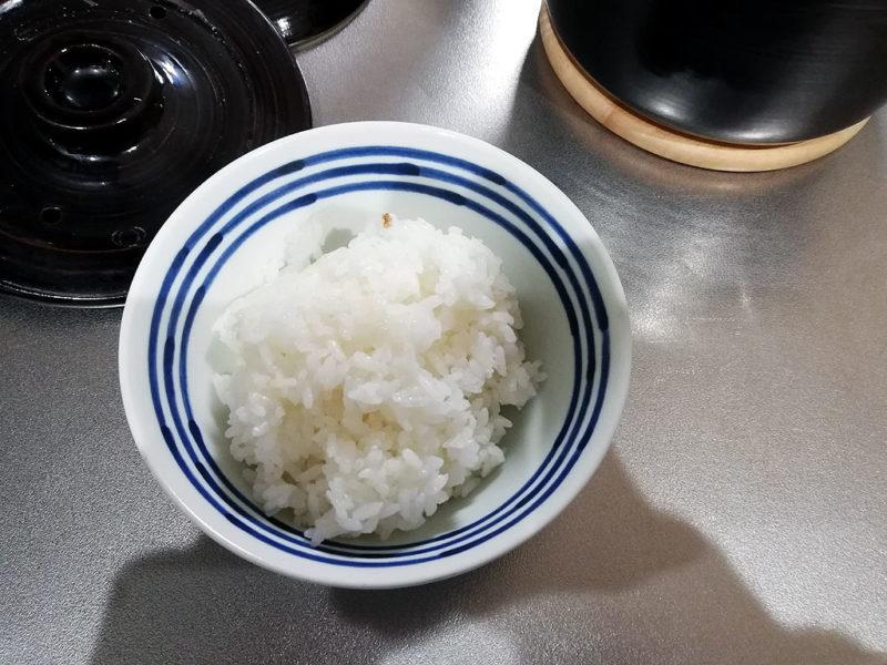 土鍋ご飯 お茶碗