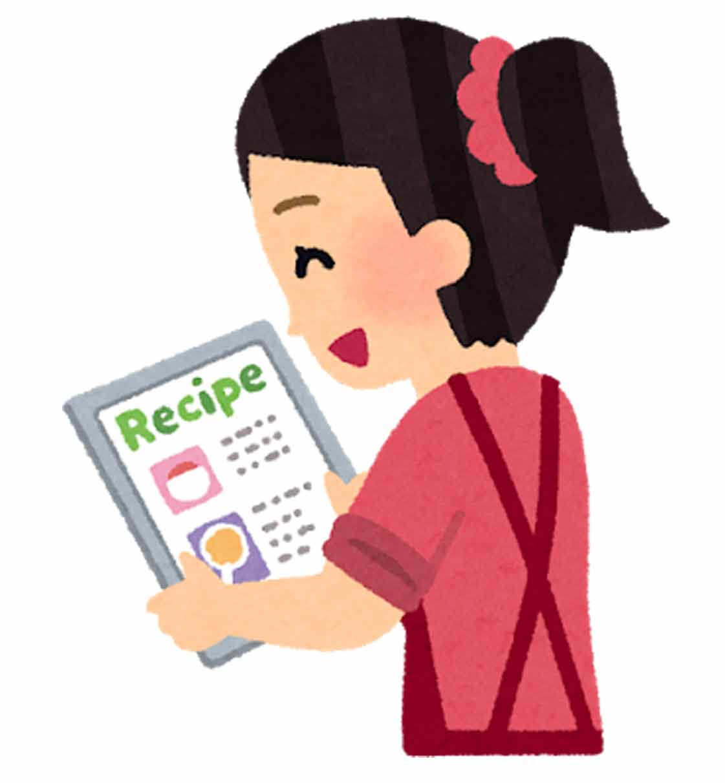 オリジナルレシピ