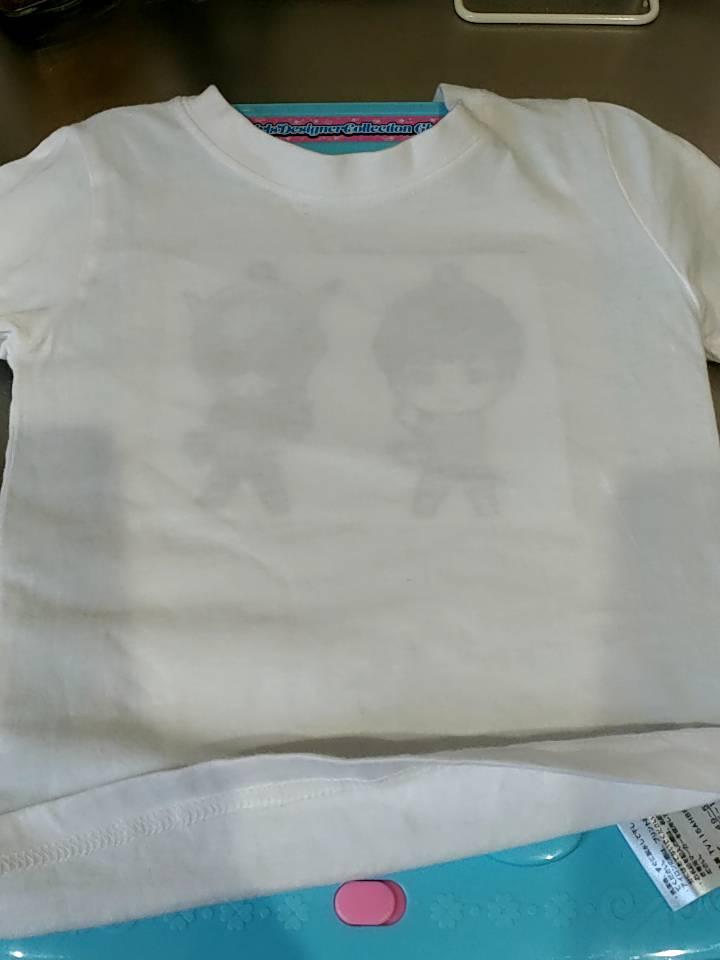 トレース台 Tシャツイン