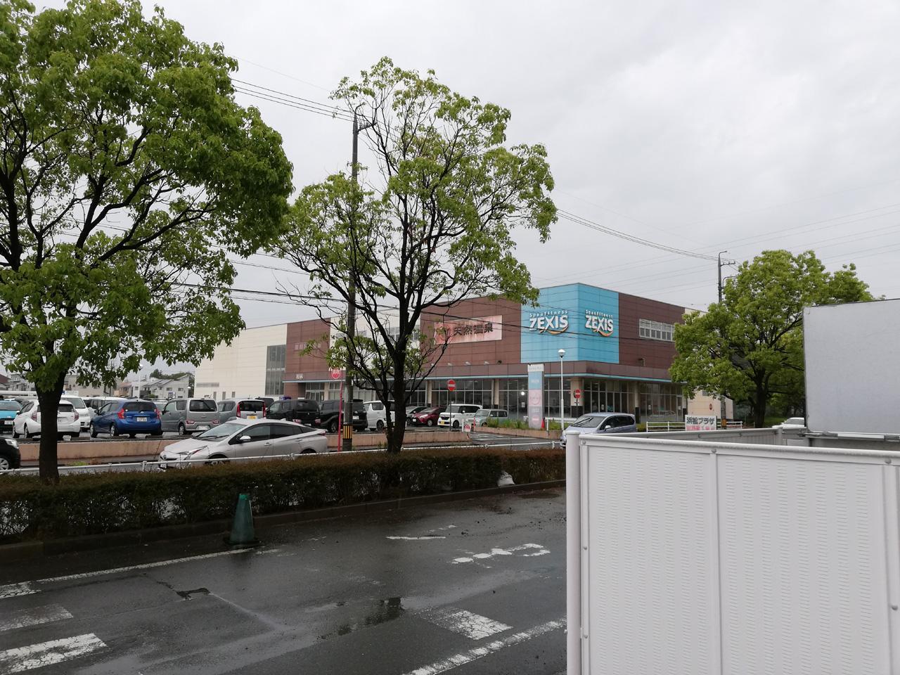 ゼクシス浜松をフレスポ側から見た画像